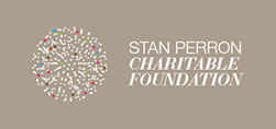 Stan Perron Charitable Foundation Logo